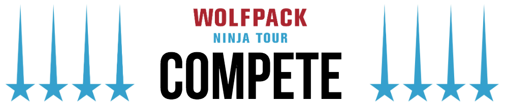 Wolfpack Ninja Tour ANNOUNCEMENT!