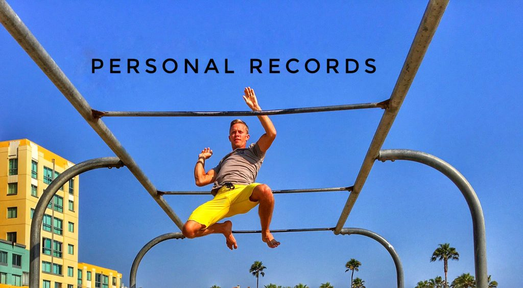 PERSONAL RECORDS LEADERBOARD