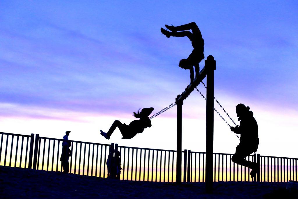 Ninja secret, Go outside and Play!
