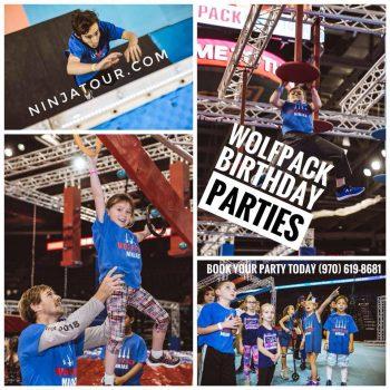 Wolfpack Ninja Gym