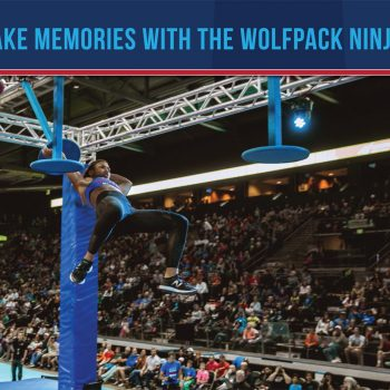 Make memories with the Wolfpack Ninjas