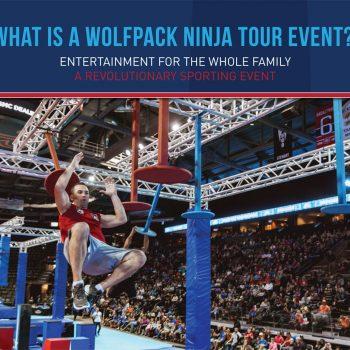 Wolfpack Ninja Tour Joe Moravsky