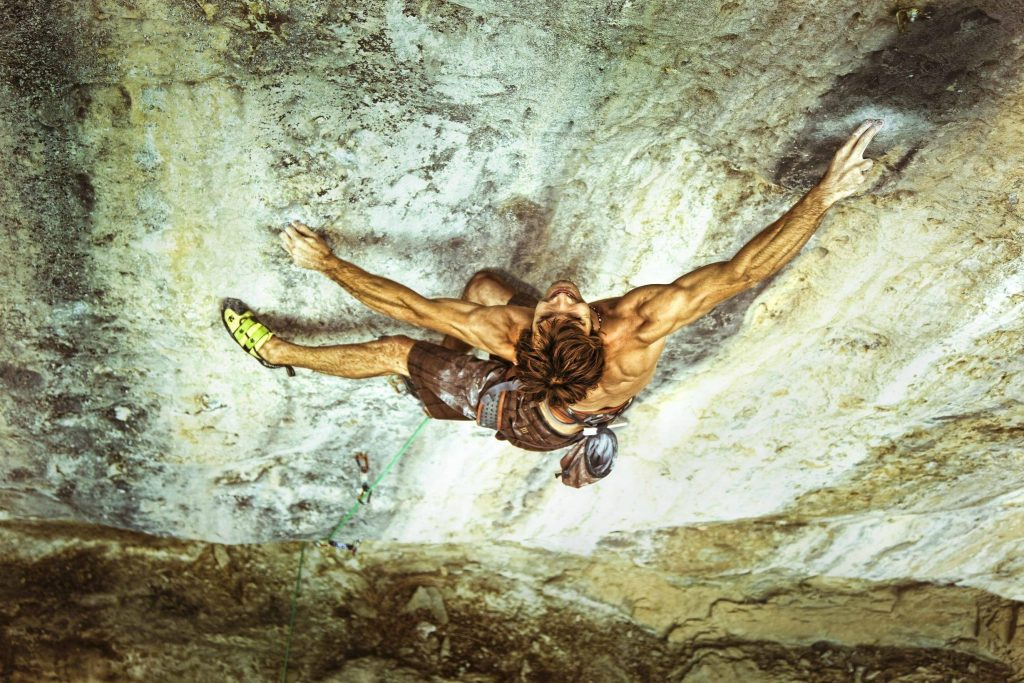Chris Sharma - The Ultimate Ninja