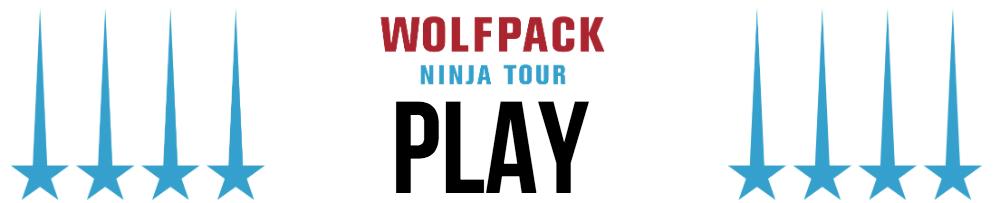 Wolfpack – WolfPup & Ninjadoc